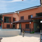 Render nuovo complesso residenziale